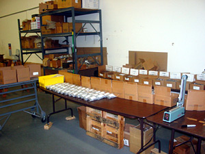 RJ Fasteners Inventory